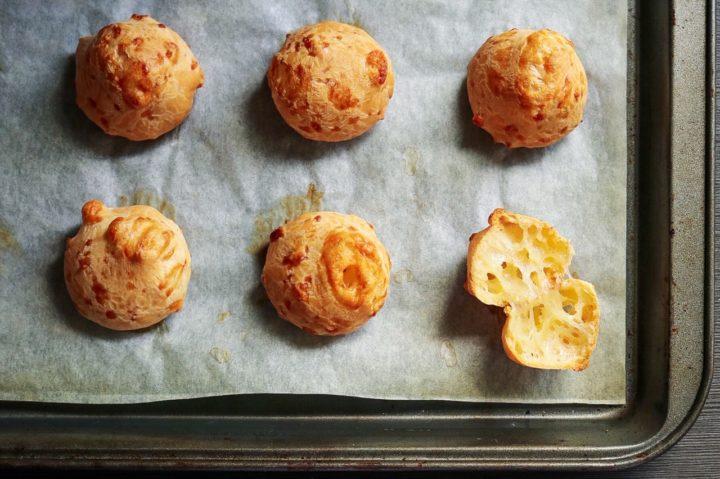 Pao de Queijo Cheese Bread Balls